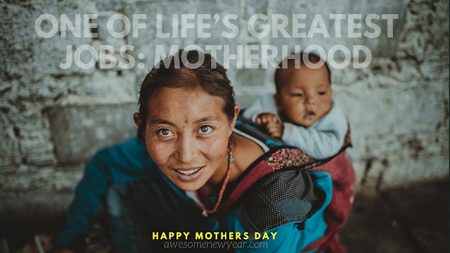 Happy Mothers Day Inspirational Quotes with Images | Motherhood Quotes
