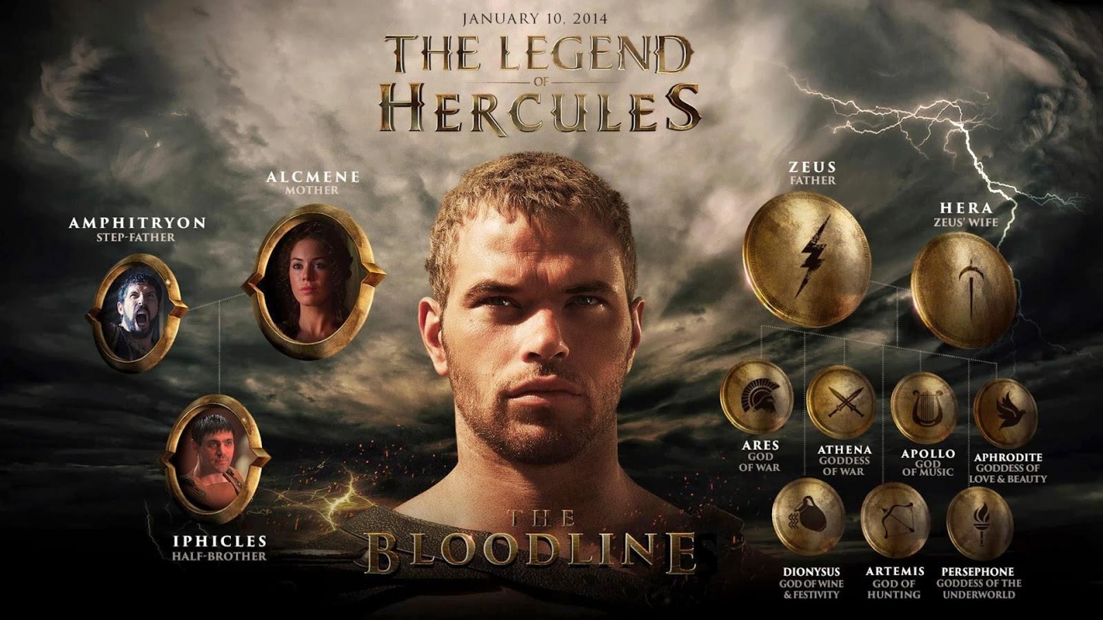 Koleksi Film Kuring The Legend Of Hercules 2014