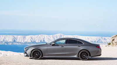 Mercedes Benz CLS 2018 Review, Specs, Price