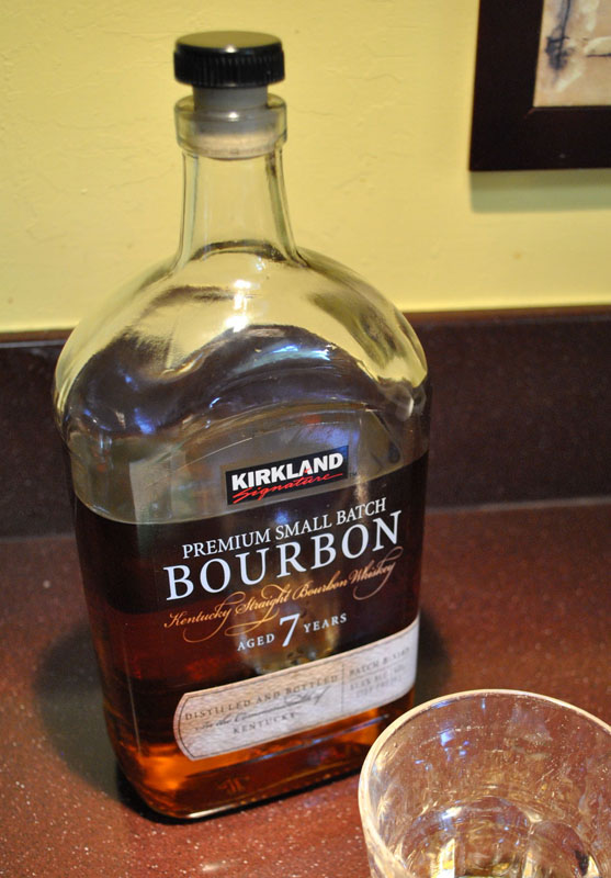 kirkland premium small batch bourbon review the booze blog