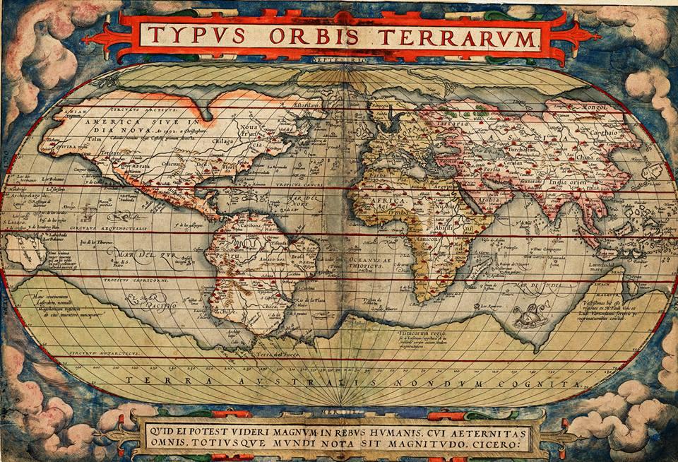 mapa mundo antigo Praia de Pensamentos / Diário de Bordo: Mapa mundi antigo . mapa mundo antigo