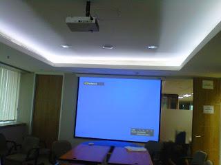 Jasa Pasang Projector - Instalasi Projector