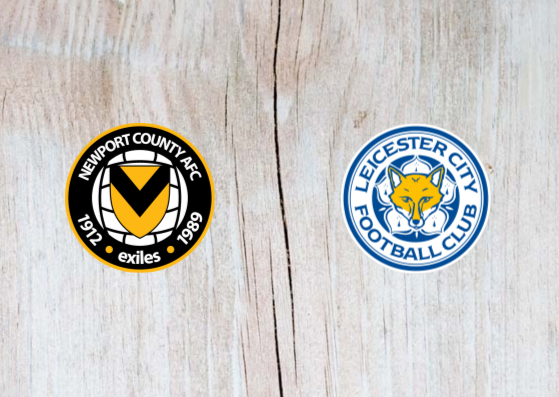 Newport vs Leicester - Highlights 6 January 2019