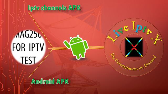 IPTV Channels APK
