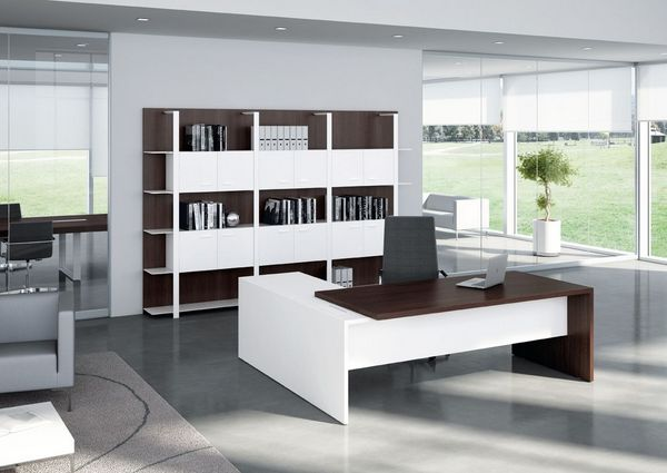 Luxury Modern Executive Office Desk Furniture For Office Minimalist Desk