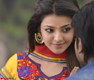Kajal Aggarwal Pics from movie Khiladi no 150 (24).jpg