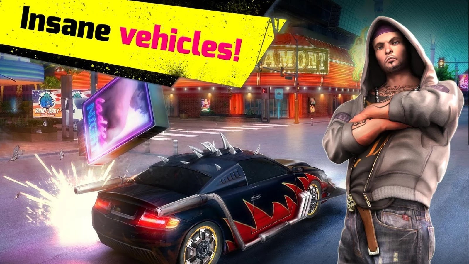 Gangstar Vegas v2.2.1a Mod Apk