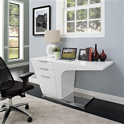 Mid Century Modern Home Office