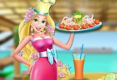 لعبة طبخ السباغيتي