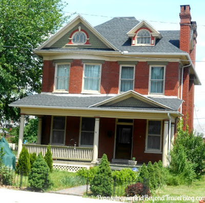Old Homes in Middletown Pennsylvania