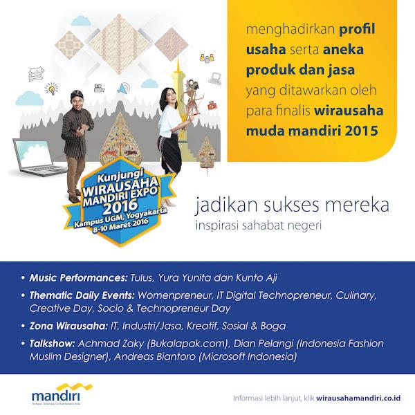 Wirausaha Mandiri Expo 2016