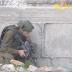 Video Terbaru: Begini Reaksi Ketakutan Tentara Zionis Israel saat Terkena Lemparan Batu Pemuda Palestina