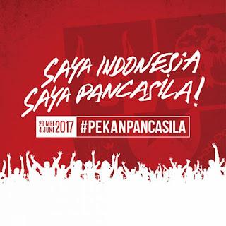 IPNU - IPPNU Kirig Mengucapkan Selamat Hari Lahir Pancasila 1 Juni 2017