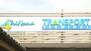 Directions on Web: Trinoma Transport Terminal - UV Express Vans