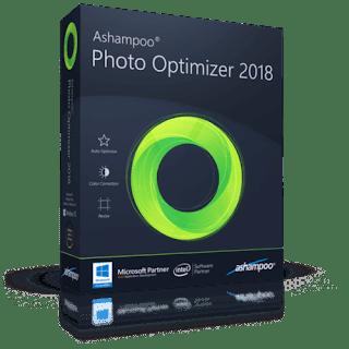 تحميل برنامج تحسين وتعديل الصور Ashampoo Photo Optimizer 2019