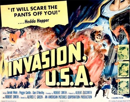 Poster - Invasion U.S.A. (1952)