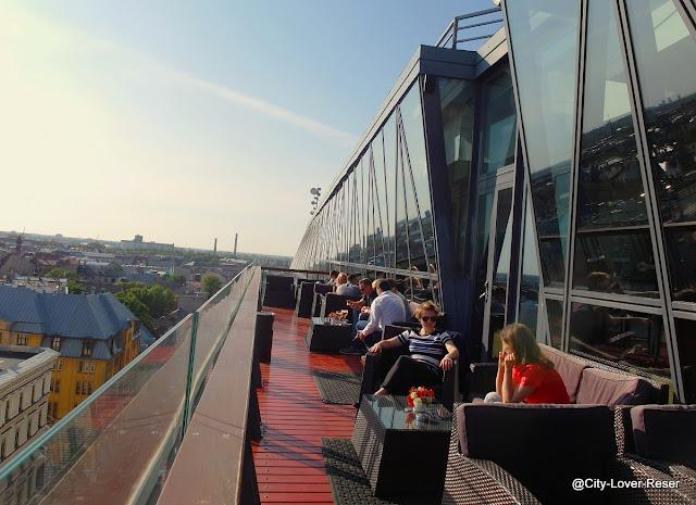 Riga - Star Lounge - Alberta Hotel