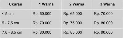 ID Card murah dan bisa satuan di Jakarta