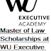 Master of Law Scholarships at WU Executive Academy in Austria 2018