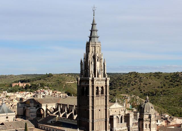 Agujas de la Catedral de Toledo