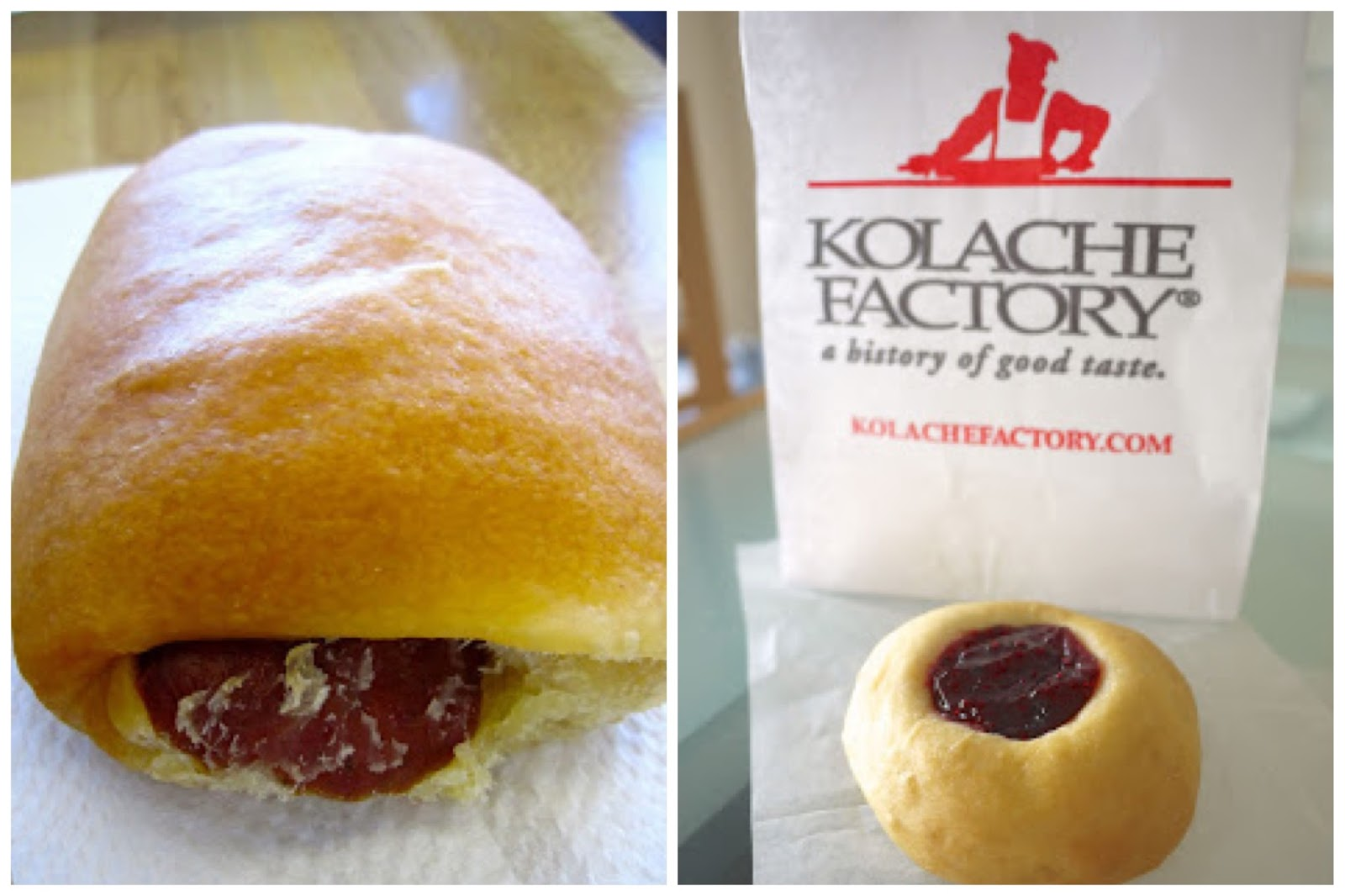 lil chung\'s lil adventures: Kolaches at Home