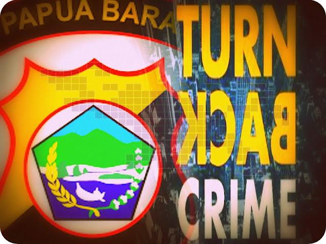 Polda Papua Barat Siap Perangi Semua Bentuk Tindak Kejahatan
