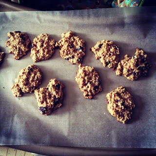 Easy Toddler Breakfast Cookies!