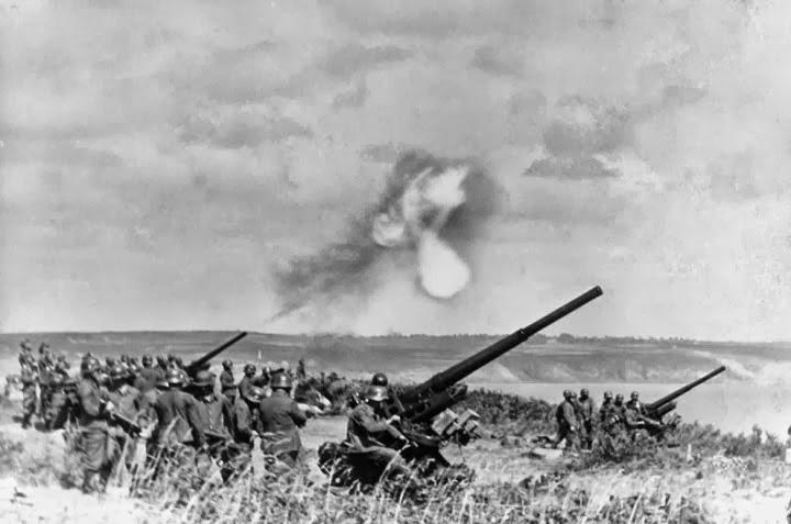História da Artilharia de Guerra