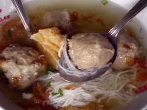 Kuliner Indonesia - Bakso Alex