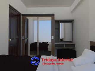 interior-kamar-apartemen-east-casablanca-2bedroom