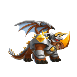 Battler Dragon
