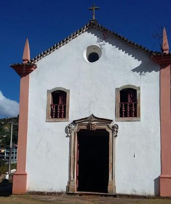 Capela do Padre Faria _ Ouro Preto