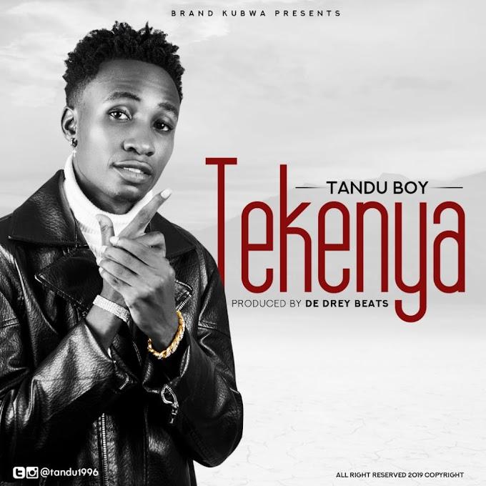 NEW AUDIO | TANDUBOY - TEKENYA | Download