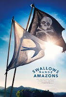 Swallows and Amazons (2017) Poster