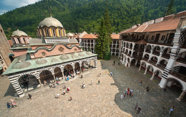 Top Tourist Attractions in Bulgaria