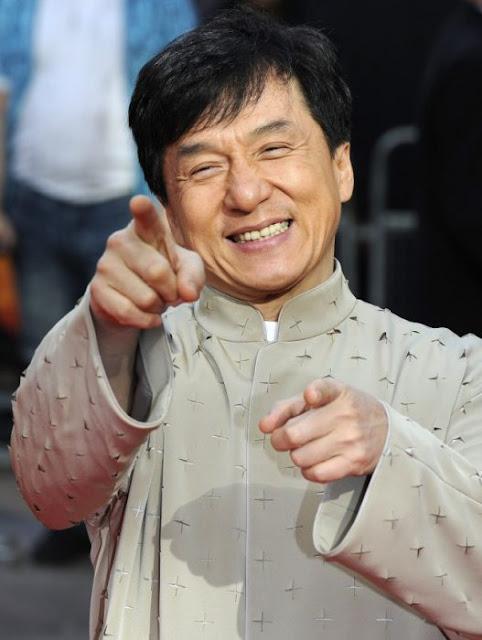 Jackie Chan recibirá un Oscar honorífico