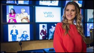 Viver Do Riso ás 01:10 na Globo 01/04/2019