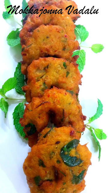 sweet corn vada recipe