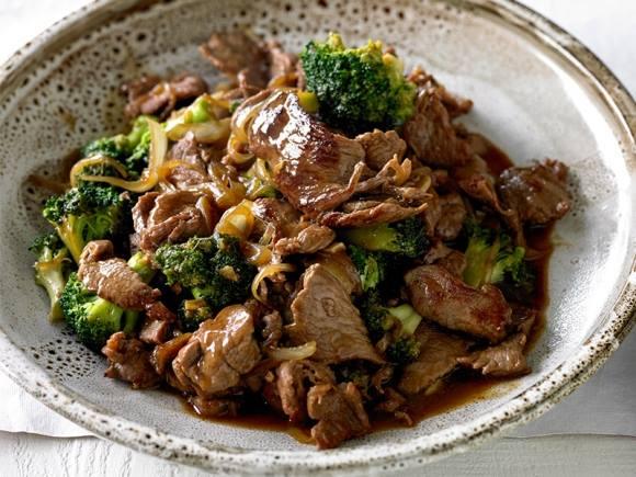 resepi daging sos tiram