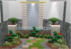 24 Desain Taman Mungil Rumah Minimalis Sinox Nursery
