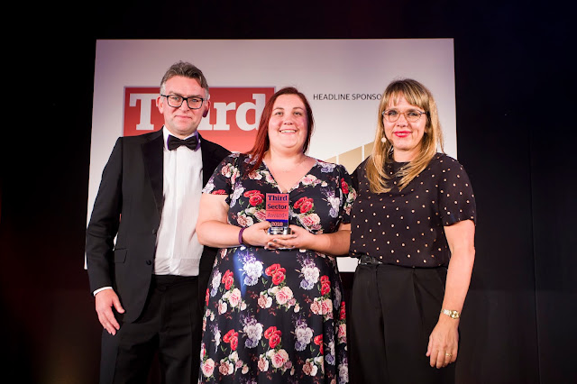 Third Sector Awards - VOlunteer Of the year