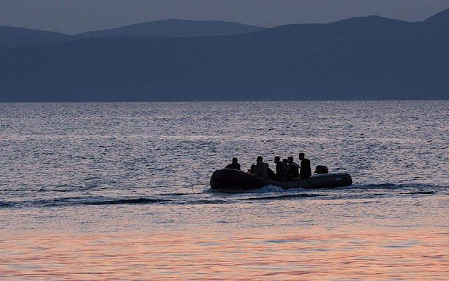 Σταθερές οι αφίξεις με βάρκες στα νησιά