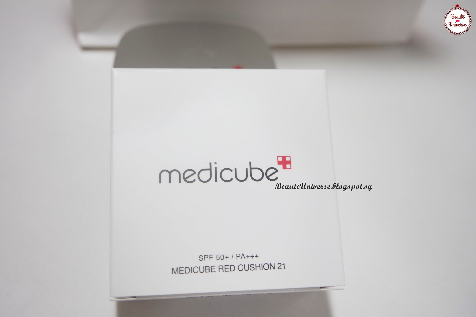 Beaute Universe Review Medicube Red Cushion 21 Light Beige