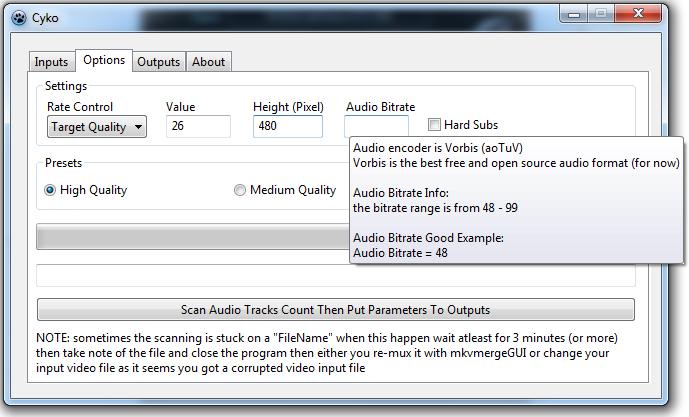 Resize Video Dengan Cyko dan Handbrake CLI   Suka Download