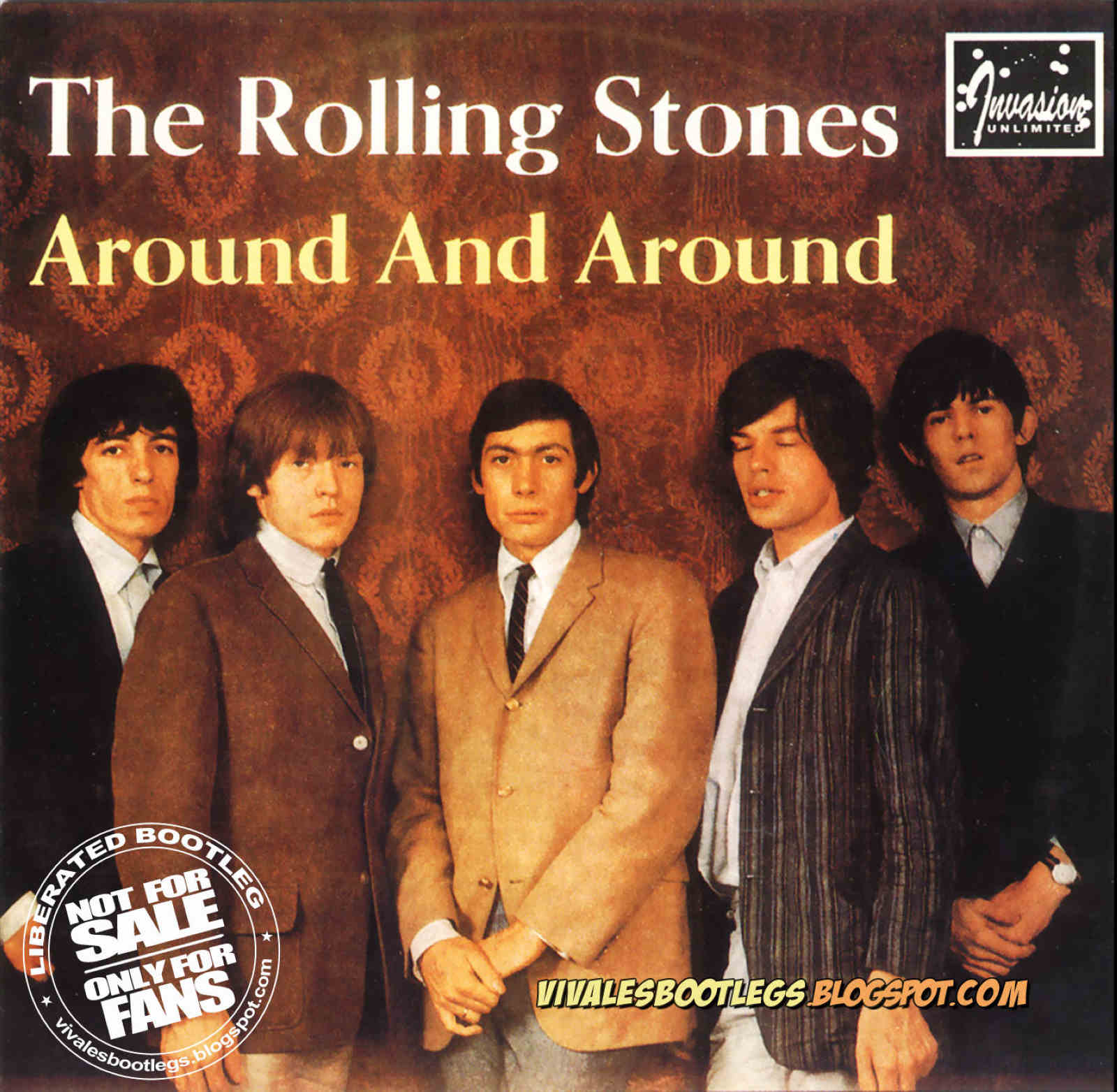 Viva Les Bootlegs: The Rolling Stones: Around And Around