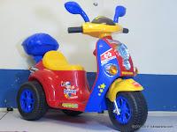 Motor Mainan Aki Junior QX7366 SuperBaby Skupi