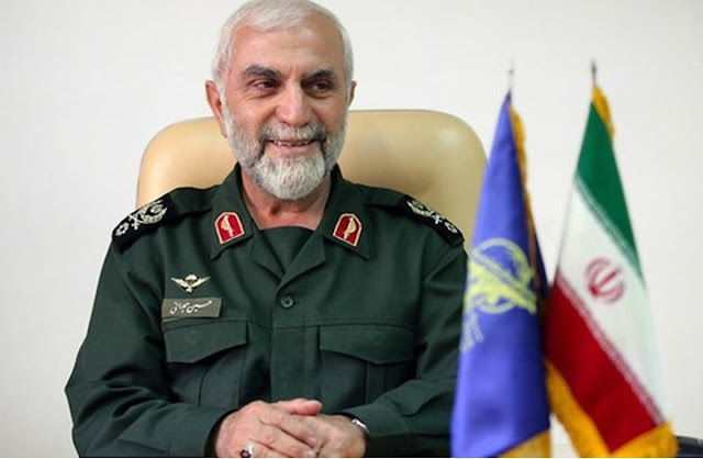 أشهر جنرال إيراني قتل بحلب: بشار جندي لخامنئي.. وسوريا..