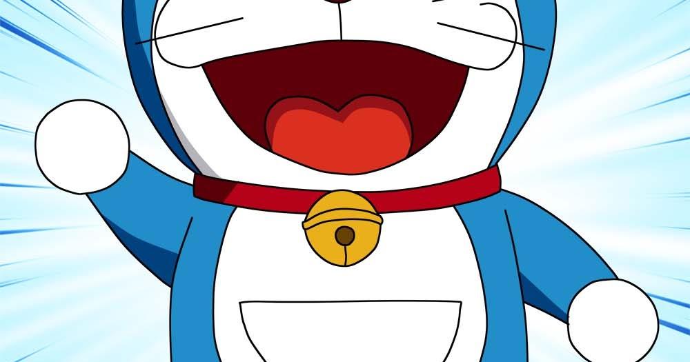 Trick Menggambar Doraemon Nurfatah Blog