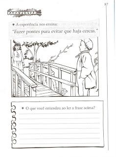Evangelização Espírita Infantil: Livro de atividade