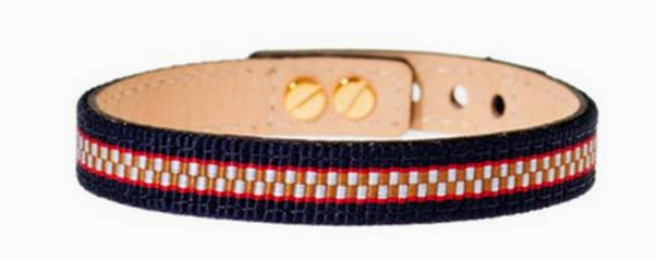 Obi Bracelet in Red
